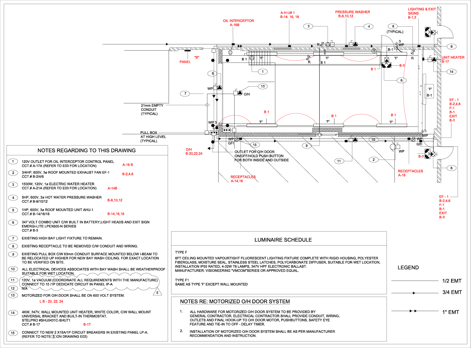 Toronto CAD Services - AutoCAD Drafting - Technical Drawings